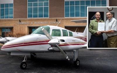 James R. – Airline Transport Pilot