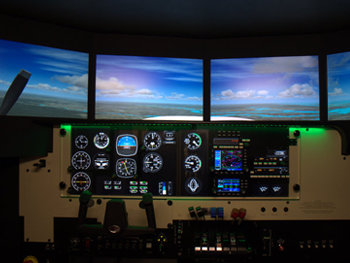 FMX Cockpit View