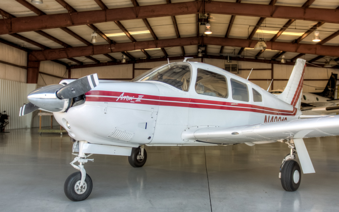 Piper Arrow III Now Available!