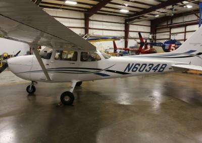 N6034B – 2006 Cessna C-172S