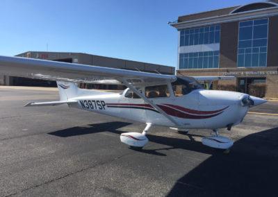 N387SP – 1999 Cessna C-172S
