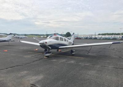 N724R – 2003 Piper Archer III