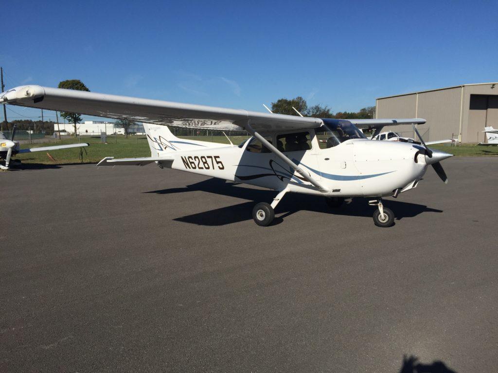 N62875 – 2008 Cessna C-172S | Wings of Eagles Flight School Fleet