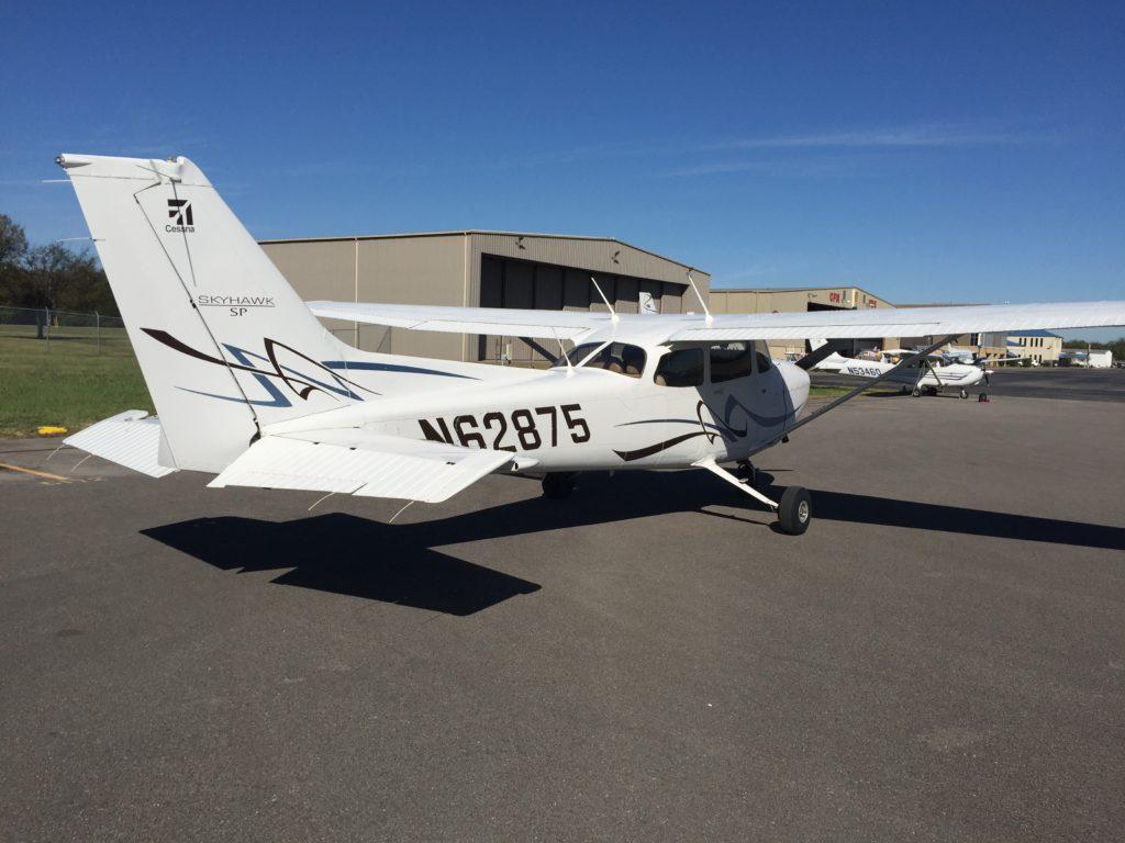 Smyrna Auto Sales >> N62875 – 2008 Cessna C-172S | Wings of Eagles Flight