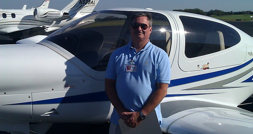 Tom K. – Private Pilot