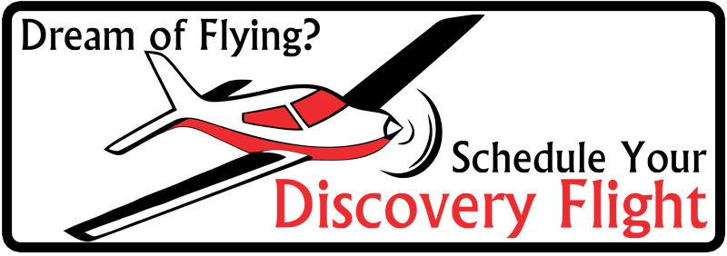 Take a Discovery Flight Today!