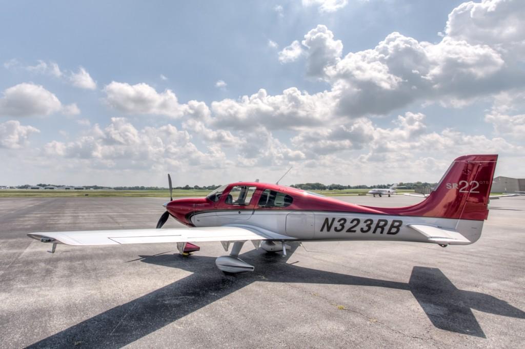 N323RB - 2012 Cirrus SR22 |Wings of Eagles Flight School Fleet