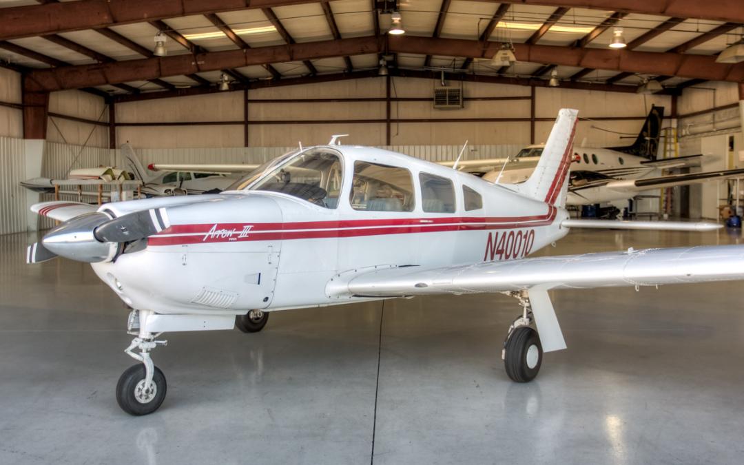 N40010 – 1977 Piper Arrow III