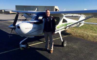 Congratulations to Andrew Collignon earning his Private Pilot Certificate!