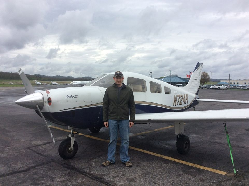Rotary Transition Student is our latest Private Pilot!