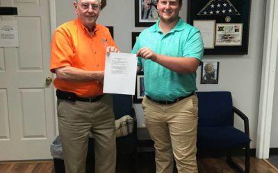 CFII Check Ride Complete! Congratulations Michael Eaton!!