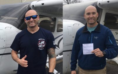 From Nerve-wracking first solo to Brand-new Private Pilot!
