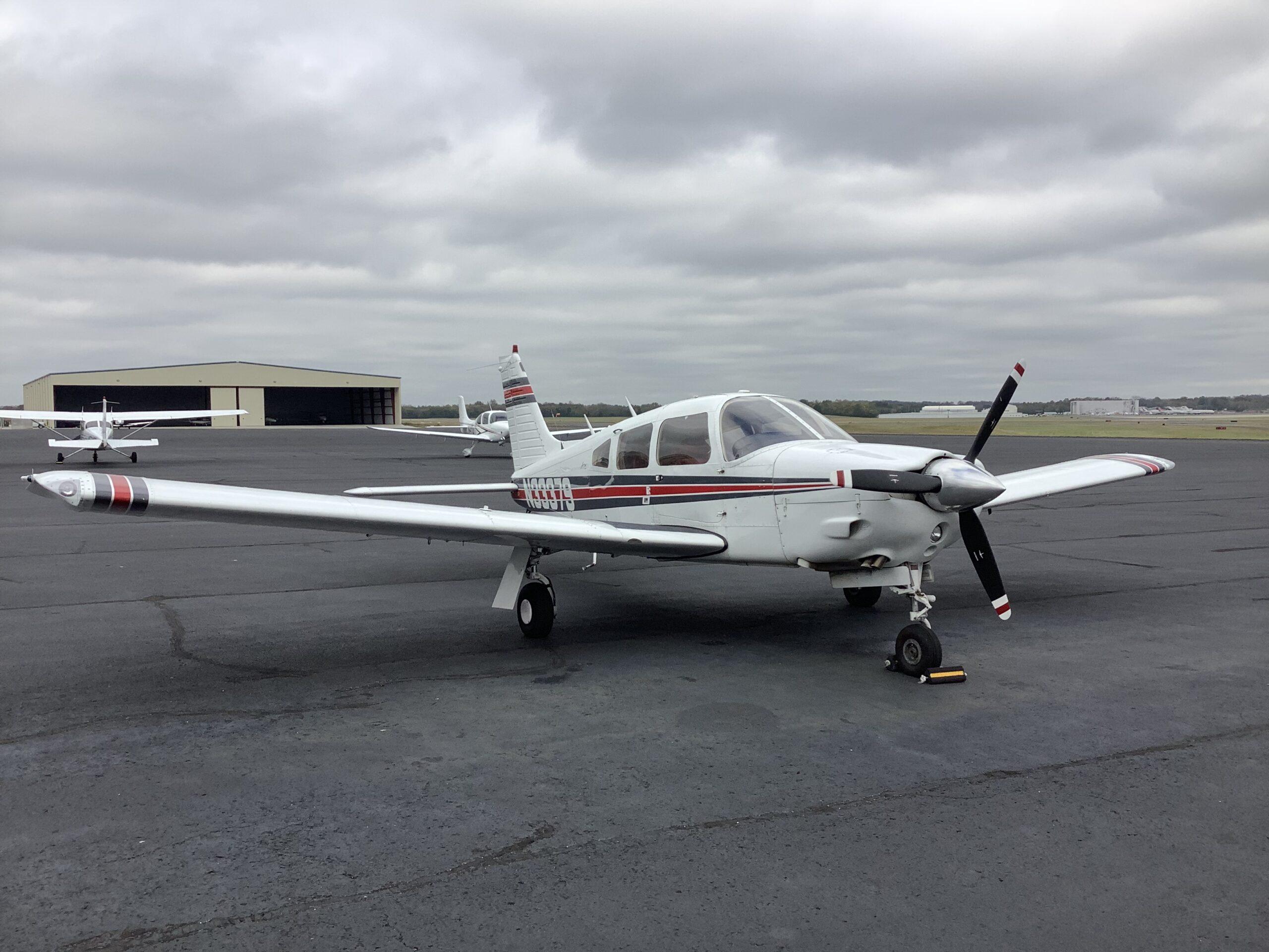 N33379 – 1975 Piper Arrow II