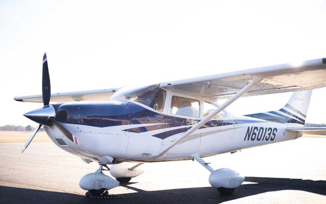 N6013S – 2006 Cessna 182